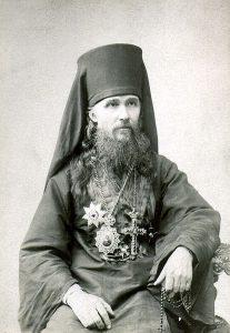 Bishop Makarii in Siberia. Photo via wikimedia commons